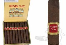 Cigars // Henry Clay / Click through to our site for even more options on shapes and wrappers.