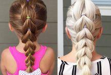Little Girl's Hair / Toddler hairdos