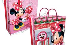 Bolsas Regalo Minnie Mouse / Línea Envoltura Primavera