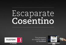 Escaparate Cosentino