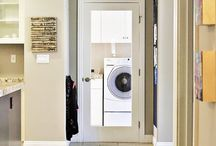 Laundry Rooms / by crafty texas girl