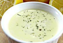 Lemon and Garlic Butter Sauce