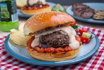 Burger Bar Party