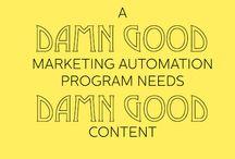 marketing automation / marketing automation for content marketing.