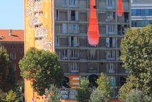 La Tour Paris 13 / Investie par plus d'une centaine de graffeurs du monde entier depuis plusieurs mois, la Tour 13 ouvre ses portes au public ce mardi 1er octobre. Pendant un mois, le public pourra visiter cette oeuvre d'art éphémère tous les jours de 12h à 20h, sauf le lundi. Entrée gratuite. >>> http://bit.ly/15ELqE0
