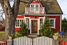 Charming Cottages / small homes, cottages and everything else.