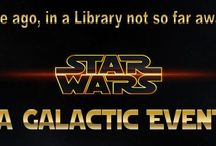 STAR WARS Program Ideas / by Marshall County Public Library