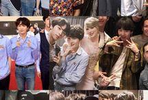 Yoongi and his Gang Signs
