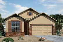 Outlook by Beazer Homes / A new-home neighborhood in the master-planned community of Estrella by Newland Communities. Located about 19 miles from Phoenix. Explore home offerings at http://bit.ly/20CJ7cR. / by Estrella