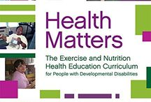 Health and Nutrition / For people with developmental disabilities