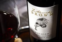 Z. Alexander Brown / Introducing the inaugural vintages of Z. Alexander Brown Cabernet Sauvignon and Proprietary Red Blend by Zac Brown. Available online now: ZAlexanderBrown.com