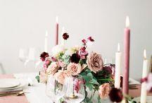 Mauve Wedding Inspiration