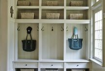 Mud Room Ideas