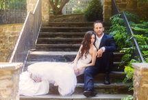 Rochester Sunken Gardens Wedding Photos