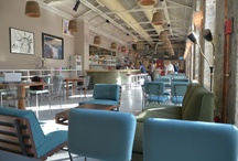 creative idea - cafe / library / library cafe