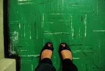 Green with envy ~ ofcourse / by Laura McHattie