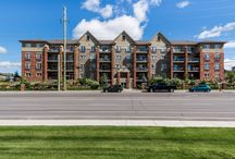 39 Ferndale Drive S #405 Barrie, ON L4N5W9 / MLS# 1607602  BEAUTIFUL VIEWS FROM THE THIS TOP FLOOR ALMOST 1,000 S.F. UNIT AT THE MANHATTAN! LOCATED NEXT BEAR CREEK ECO PARK. QUICKLY ACCESS TRAILS FOR YOUR NATURE ENJOYMENT!   Book your private showing today! Call us for more information 519-772-4144 | info@ShawRealtyGroup.com For more info visit http://goo.gl/otgQPs  For a video tour, click the link >>> http://tours.homeshots.biz/public/vtour/display/621382