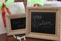 Crafty Gift Ideas / by Kris Neyland