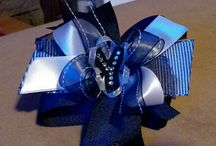creative hair bows / by April Rosen