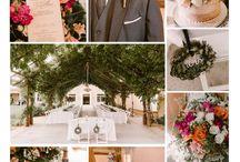Wedding Under the Albuquerque Stars