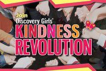 Discovery Girls Kindness Revolution