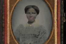 Victorian People of Color in mid-century America