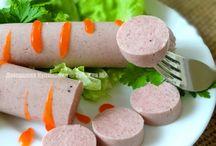 Рецепты домашних колбас (sausage) / Домашняя колбаса от Татьяны М. (sausage)