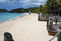 Caribbean Resorts / A collection of my favourite Caribbean destinations