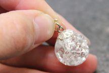 {DIY} Jewellery - Smykker