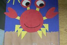 School:  Ocean Theme / ocean themed activities / by Karen Weideman