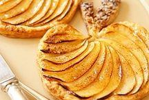 tartes pommes