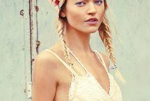 Hair inspiration #Coachella / http://cuchurutu.blogspot.com/2014/04/peinados-inspiration-coachella.html