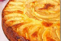 pâtisserie, gâteaux