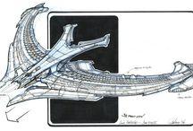 Spaceship Tropes: Capital Ship