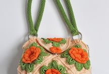 Crochet/knitting bag / by Yücel Coşan Güngüz