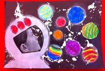 Thema in de ruimte
