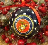 Marine Corps Christmas / by 3 Quarters Today (Dawn Romine)
