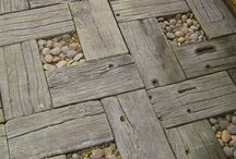 "Patiot, ""lattiat"" - Patios, garden floors"