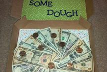 Money ideas / by Gwen's Paper Expressions