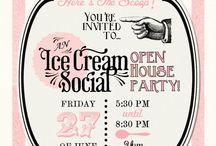 MOLLYS ICE - CREAM PARTY
