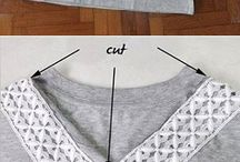 DIY vêtements