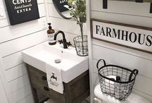 New Home: Bathrooms