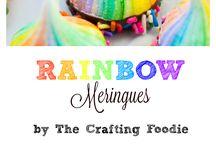 Rainbow Sweets and Treats