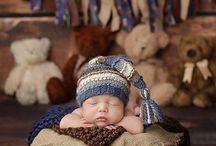 Newtborn junge