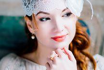 Hochzeit in Spitze / Spitze, filigrane Muster aus vergangenen Zeiten, bietet wunderschöne Vorlagen für romantische Brautkleider, einzigartigen Brautschmuck und zauberhafte Hochzeitsdekoration.