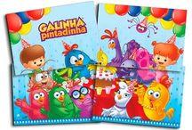 Galinha Pintadinha Birthday Party