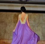 Playing dress up {purple passion}