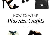 Plus Size Outfits / Some of our very favorite outfits ideas featuring shoppable plus size items. Which do you love most?