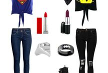 Best friend outfits