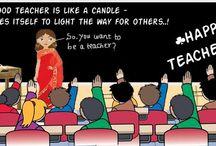 Happy Teacher's
